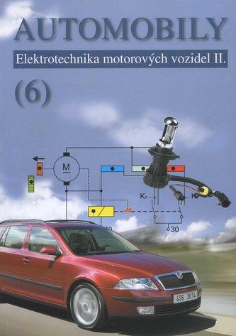 Automobily (6) - Elektrotechnika motorových vozidel II. - Bronislav Ždánský