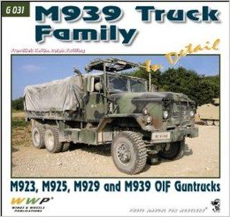M939 Truck Family In Detail