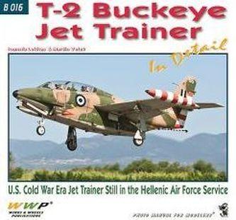 T-2 Buckeye Jet Trainer In Detail