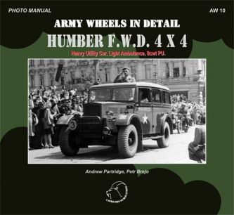AW10 - Humber F.W.D. 4x4