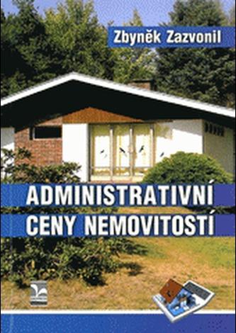 Administrativní ceny nemovitostí a jejich vývoj v letech 1964–2013