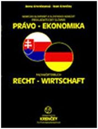 Nemecko-slovenský a slovensko-nemecký prekladateľský slovník