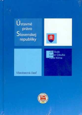 Ústavné právo Slovenskej republiky
