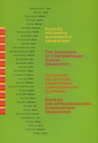 Katalóg súčasných slovenských dramatikov