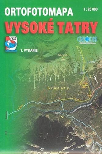 Vysoké Tatry 1 : 20 000