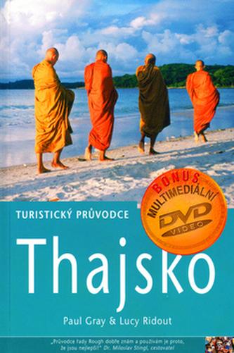 Thajsko + bonus multimediální DVD video