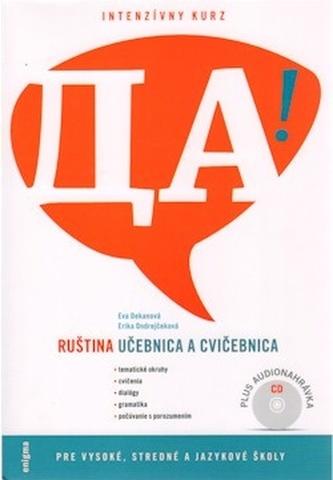 Da! Ruština a cvičebnica + CD