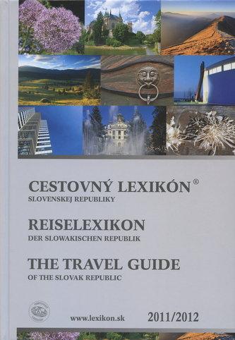 Cestovný lexikón Slovenskej republiky 2011/2012