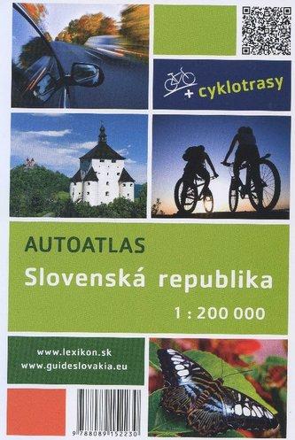 Autoatlas Slovenská republika