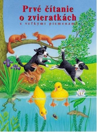 Prvé čítanie o zvieratkách