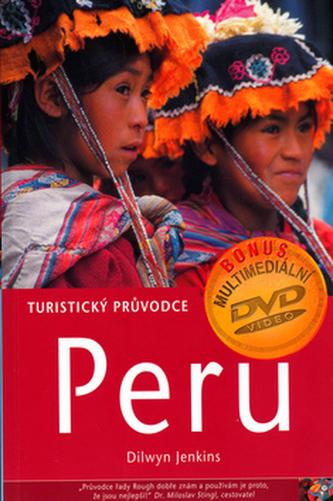 Peru + Bonus mutlimediální DVD video