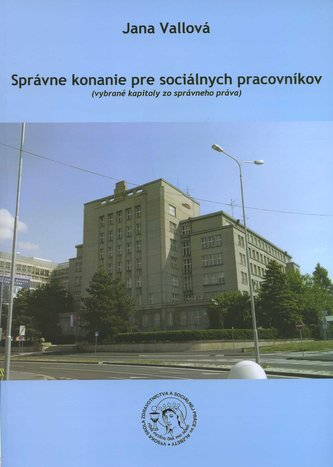 Správne konanie pre sociálnych pracovníkov