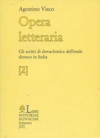 Opera letteraria