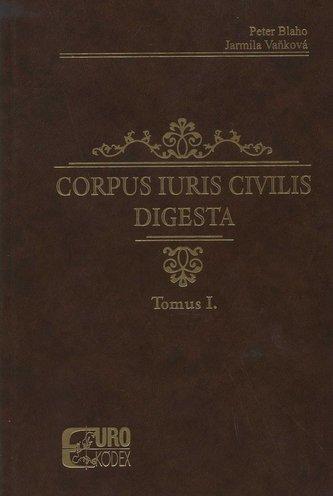 Corpus iuris civilis digesta