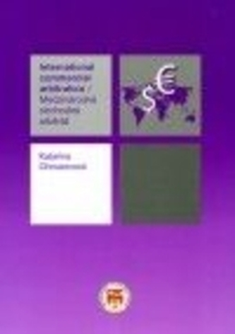Medzinárodná obchodná arbitráž / International commercial arbitration