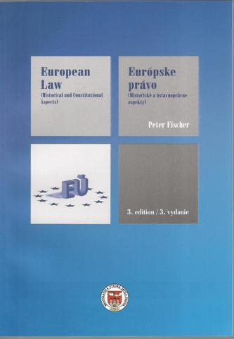 European Law/Európske právo