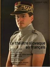 Slovenská dráma vo francúzskom jazyku