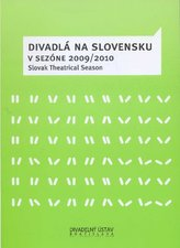 Divadlá na Slovensku v sezóne 2009/2010