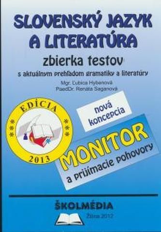 Slovenský jazyk a literatúra (Monitor a prijímacie pohovory)