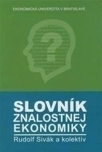 Slovník znalostnej ekonomiky