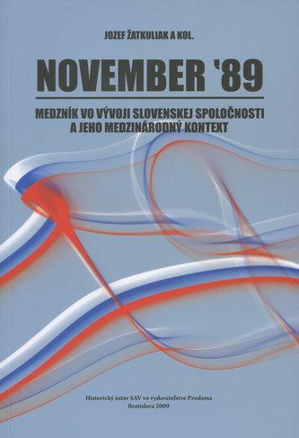 November '89.