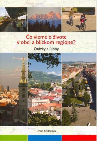 Vlastiveda - Čo vieme o živote v obci a blízkom regióne?