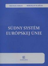 Súdny systém EÚ