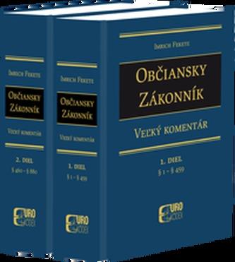 Občiansky zákonník I. a II. - Veľký komentár