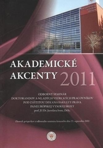 Akademické akcenty 2011