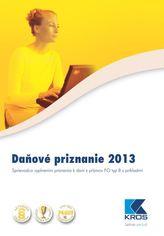 Daňové priznanie 2013