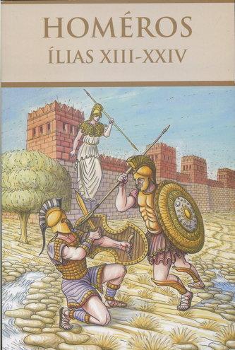 Homéros Ílias XIII-XXIV