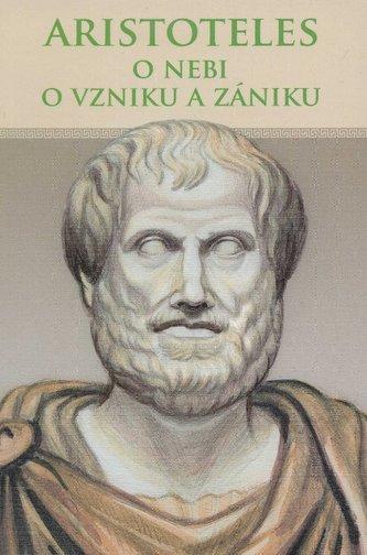 Aristoteles: O nebi, O vzniku a zániku