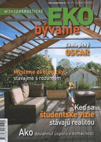Nízkoenergetické EKO bývanie 2012/2013