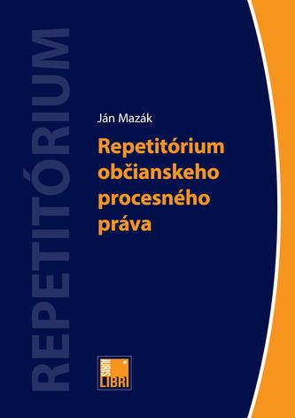 Repetitórium občianskeho procesného práva