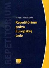 Repetitórium práva Európskej únie