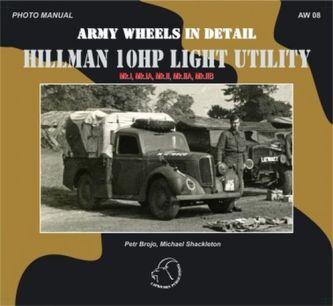 AW08 - Hillman 10HP Light Utility