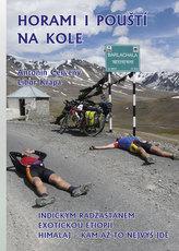 Horami i pouští na kole