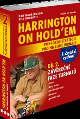 Harrington on Holdem Vol. 2.