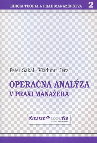 Operačná analýza v praxi manažéra