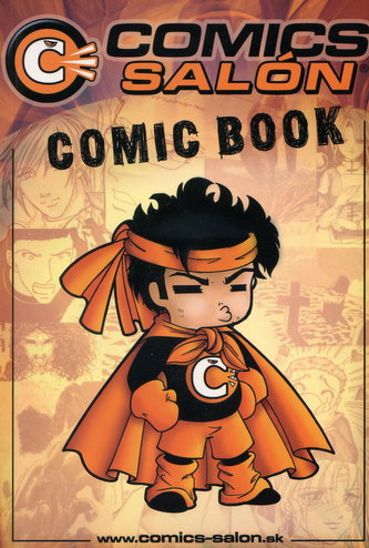 Comics and Manga Book 1