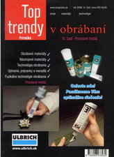 Top trendy v obrábaní VI. časť - procesné mediá