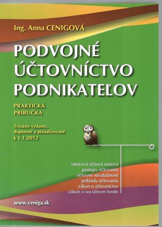 Podvojné účtovníctvo podnikateľov 2012