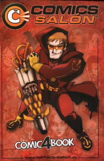 Comics and Manga Book 4