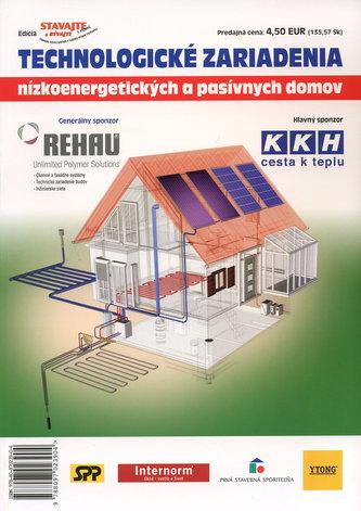 Technologické zariadenia nízkoenergetických a pasívnych domov