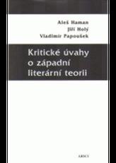 Kritické úvahy o západní literární teorii