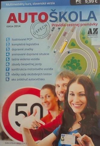 Autoškola 2014 - Pravidlá cestnej premávky