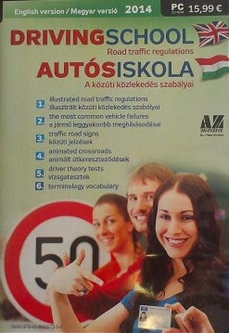 Driving School - Autósiskola 2014 EN-HU