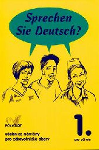 Sprechen Sie Deutsch 1 - pro zdravotnické obory - kniha pro učitele 1. - Dusilová, Doris