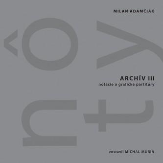 Archív III (nôty) + CD