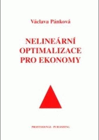 Nelineární optimalizace pro ekonomy